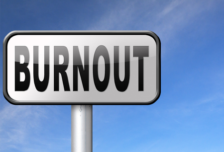 exhaustion: Burnout or work stress. Occupational burn out or job demotivation, exhaustion, no enthusiasm or motivation, ineffectiveness and demotivated.