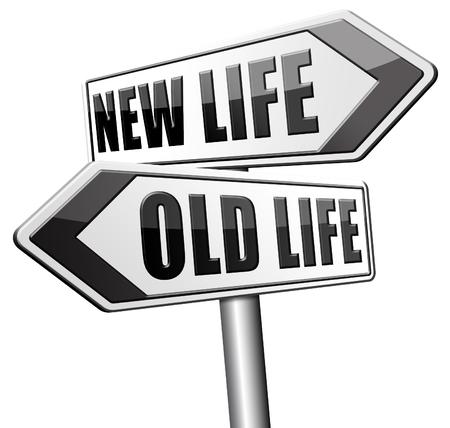 nouvelle vie ou ancienne vie nouveau départ frais ou recommencer la dernière chance pour vous par remake ou relooking