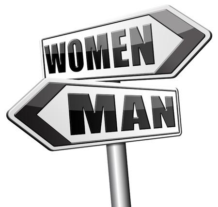 gender: men women gender differences