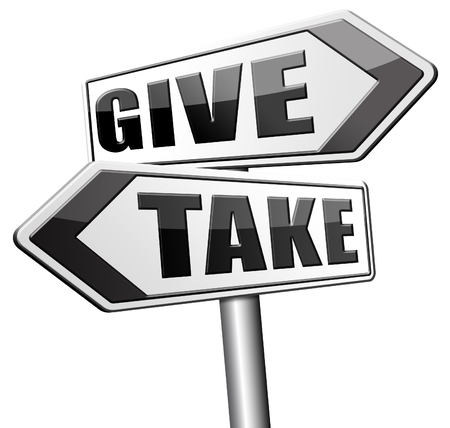 contributors: give take to charity and make a contribution or donation altruism and generous giving and donate cheap grudging