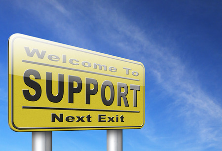 support desk: support desk icon or help desk technical assitance and customer service