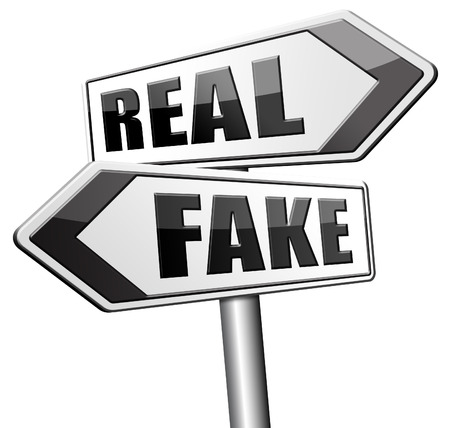 actuality: fake versus real possible or impossible reality check searching truth being skeptic skepticism