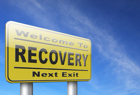 recover: Recovery recover lost data economy recovering