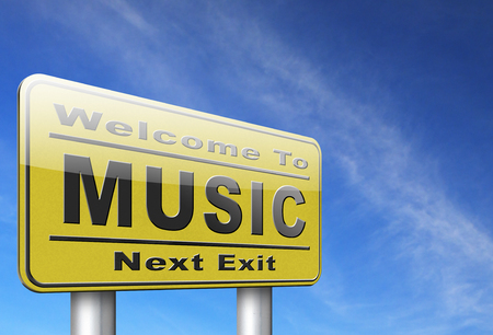 live stream sign: Music to play and to listen live stream or for download song
