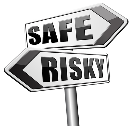 danger ahead: safe or risky take a chance and gamble safety assessment and risk management for prevention of danger