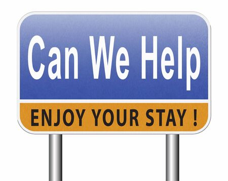 私たちはあなたを助け、あなたにアドバイスや顧客のサービスや支援を与えることができます。ヘルプまたはサポート デスクに電話する