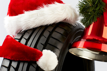 winter tires: Christmas Greetings for the tire trade