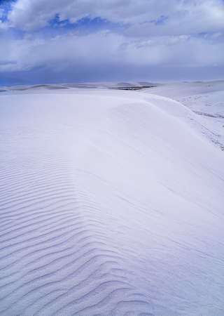 White Sands National Monument, New Mexico, USA. Stock Photo - 5692028