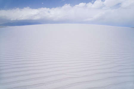 White Sands National Monument, New Mexico, USA. Stock Photo - 5692027