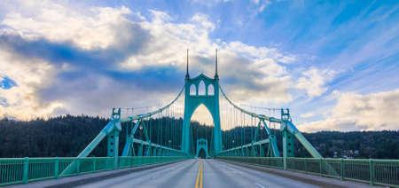 Schönes Bild von Johannes Brücke in Portland, Oregon