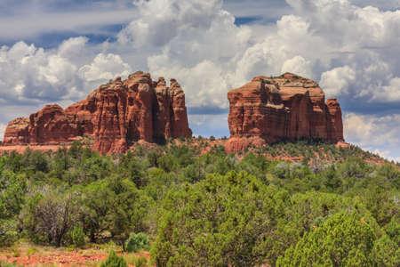 arizona scenery: Beautiful Daytime Scenery of Sedona, Arizona