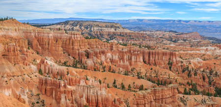 Beautiful Landscape of Bryce Canyon National Park Imagens