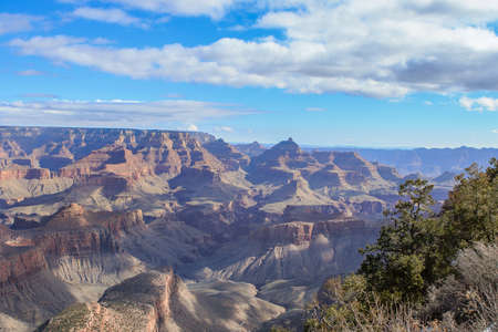 Amazing Daytime image of the Grand View Point Imagens