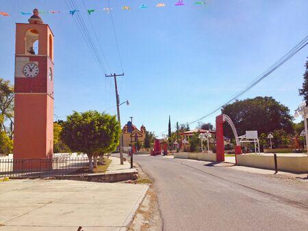 고속도로의 작은 마을