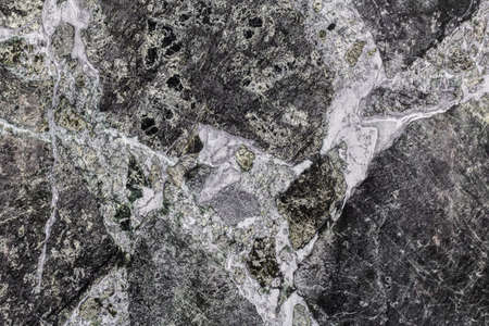 black background, texture of marble and gray stone gray slabs