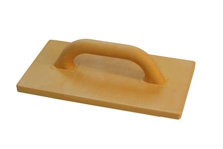 scouring: Polyurethane scouring for plasterer, bypassing
