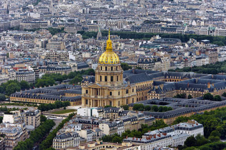 Church Saint-Louis des Invalides, Paris Stock Photo - 10623263