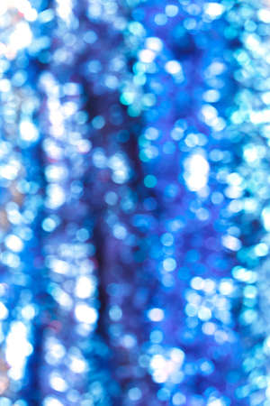 Abstract defocused lights christmas background. Out-of-focus bokeh at apperture. Useful for photomontage. photo