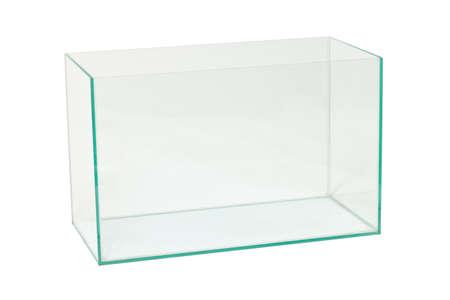 fotó akvárium elszigetelt fehér