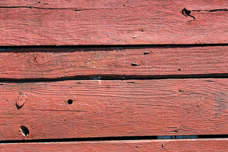 painted wood: Old Painted Wood Plank with Texture, background