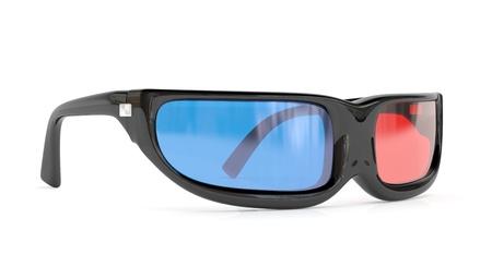 stereoscope: 3D Glasses Icon