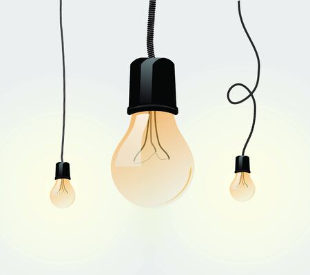 glower: Light bulb.