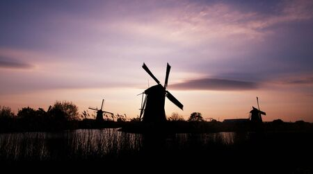 netherlands: Netherlands Windmill