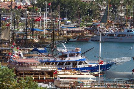 Alanya: Alanya port