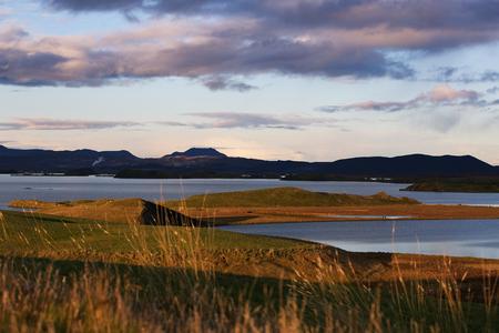 crater highlands: iceland