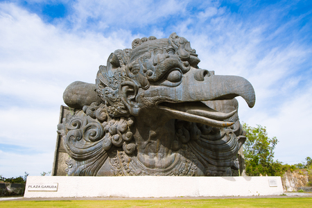 Garuda statue in GWK park, Bali, Indonesia Stock Photo