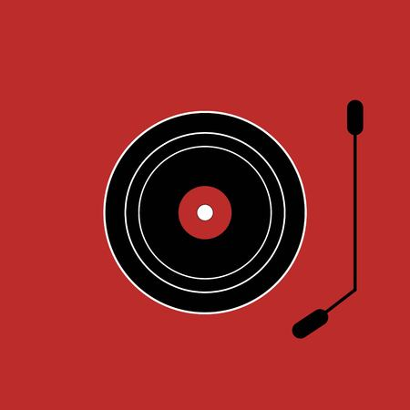 musical attributes disk record for music classic jazz retro