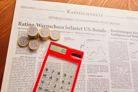 financial market: study the financial market