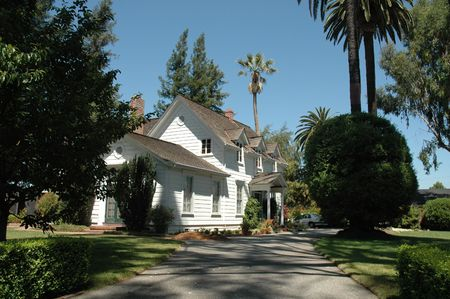 surviving: Sunnyvale, Californias oldest remaining house, built 1862 by William Wright