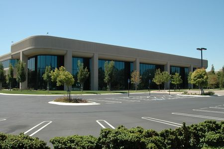 Silicon Valley office building, San Jose, California