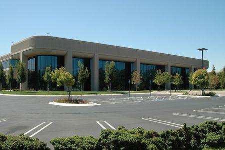 Silicon Valley office building, San Jose, California photo