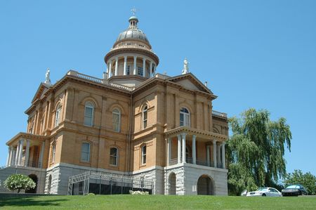 placer: Placer County Courthouse, Auburn, California