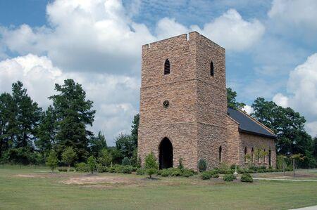 eighth: Memorial chapel, Mighty Eighth Air Force Museum, Savannah, Georgia