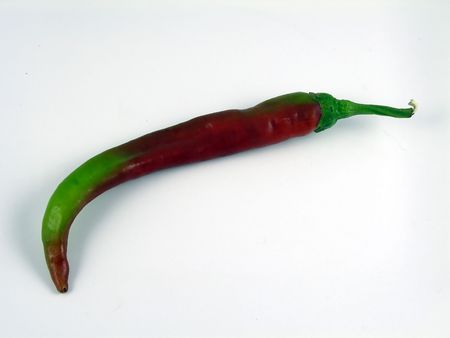 New Mexican chile pepper Banco de Imagens