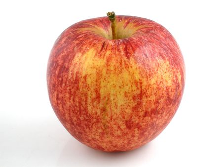 New Zealand Royal Gala apple Stock Photo