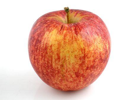 royals: New Zealand Royal Gala apple Stock Photo