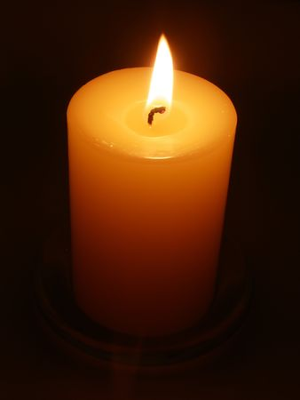Candle by candlelight