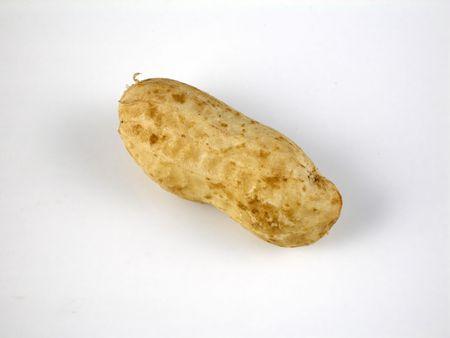 goober: Raw peanut in the shell