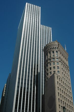 Office towers, San Francisco, California