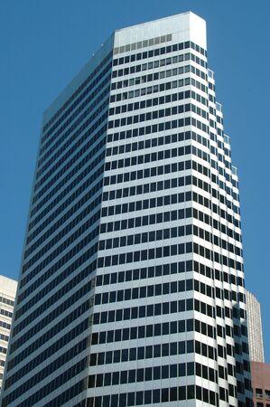 featureless: Office tower, San Francisco, California Stock Photo