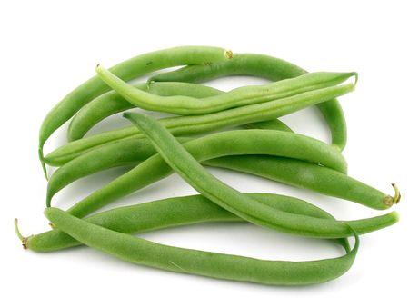 Green string beans Stock Photo - 245426