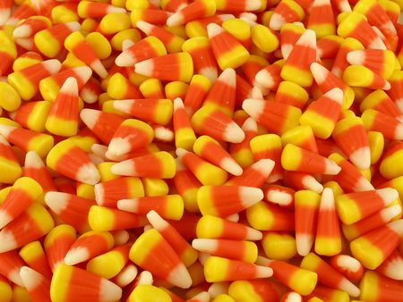 candy corn: Candy corn, a  tradition