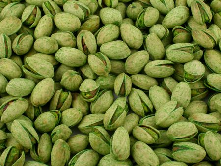 Tequila lime pistachio nuts Imagens