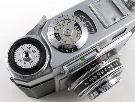 winder: Point & shoot camera, circa 1956