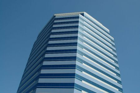 Office tower, City of Orange, California
