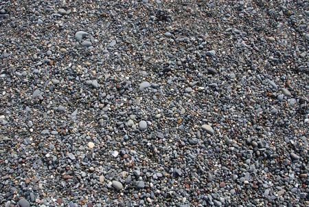Rocks & pebbles, Battery Point, Crescent City, California 版權商用圖片